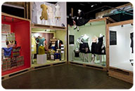 The Fashion and Textile Museum exhibition